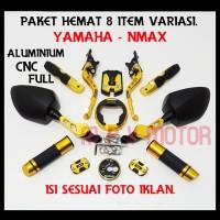 PAKET HEMAT YAMAHA/NMAX 8 ITEM ACCESORIES MOTOR