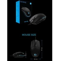 Game Gaming Mouse Kabel Optical Usb Logitech G102 Prodigy Murah
