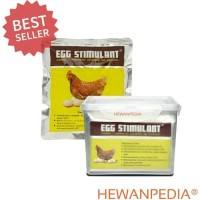 EGG STIMULANT 250 gr Vitamin Pemacu Produksi Telur Egg Stimulan TERL