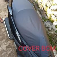 Cover Selimut Jok Motor Pcx/Jok Honda Pcx - Abu-abu