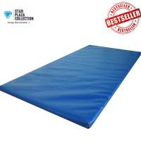 Matras Olahraga Kasur Terapi Alas Yoga Senam Lantai Uk. 100x200x5 cm