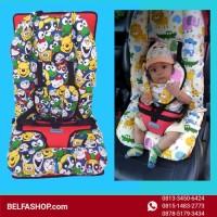Portable Baby Carseat Car Seat Baby Bayi Portable Bukn Pliko Organizer
