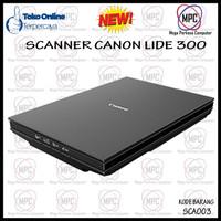 Scanner Canon Lide 300 Scaner Lide300 Pengganti Lide 120 Lide120 Resmi