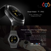 WMZ 696 Y1 PRO Smart watch Bluetooth Women Smart Band Sports - blue