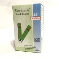 Strip Gula Darah Easy Touch