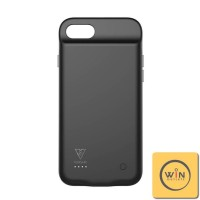 Powerbank Wireless Power Case Iphone 6+/6s+/7+/8+ 8000mah Veight V106