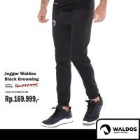 Jogger Waldos Black Grooming