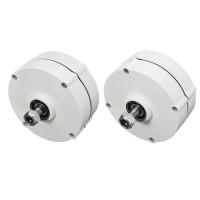 Promo 12 V / 24 Generator Magnet Permanen AC Alternator Wind