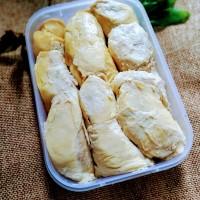 Durian Kupas 900 gram Durian Ucok Medan