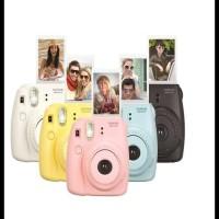 (Best Seller!!) Promo Kamera Polaroid Fujifilm Instax Mini 8S Original