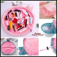 magic pouch tas make up serut organizer pouch makeup travel
