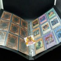 Album Yugioh- Tempat Kartu Yu-Gi-Oh Trading Card Game tampung 108card