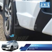 Toyota New Rush terios 2016 Karpet Lumpur Mud Guard Aksesoris Mobil JS