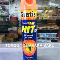 Hit Aerosol Spray ORANGE 415 ml | Jeruk Obat Nyamuk Hit Murah 415ml