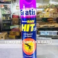 Hit Aerosol Spray LILY BLOSSOM 415 ml |Obat Nyamuk Hit Murah Promo 415