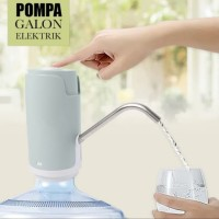 Pompa Air Galon Electric Automatic Water Elektrik Elegan Rechargeable