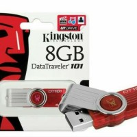 Flashdisk Kingston 8GB / 8 GB Bergaransi Ori 99%