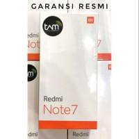 Xiaomi Redmi Note 7 TAM Garansi Resmi Note7 Xiomi Siomi