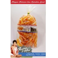 Keripik Singkong Balado Panjang/ Keripik Sanjai/ Christine Hakim 500gr