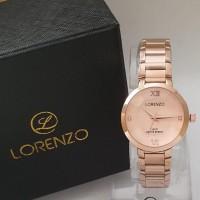 Jam Tangan Wanita Original Lorenzo 1059 / LRZ 1059 LIPRRG