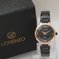 Jam Tangan Wanita Original Lorenzo 1059 / LRZ 1059 LIPBRHR