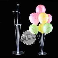 Stick Cup Standing Balon / Tatakan balon / Tiang Dekorasi / Gate balon