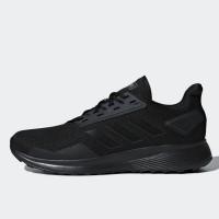 Sepatu Lari Adidas Duramo 9 Triple Black Original B96578