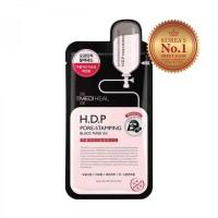 MEDIHEAL HDP H.D.P pore-stamping black mask EX Sheet mask