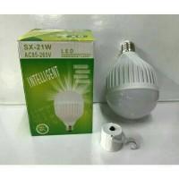 Lampu LED/Bohlam LED Sentuh On Off 21 Watt ( 21W ) - Lampu Emergency