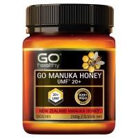 GO Healthy Manuka Honey UMF 20+ (MGO 820+) 250gm