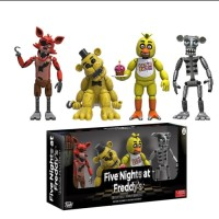 FNAF Five Nights at Freddy's Action Figures toys Sister Location C
