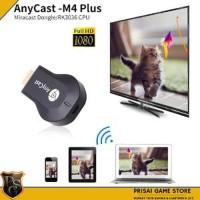 Wireless HDMI Dongle Anycast M4 Original Murah