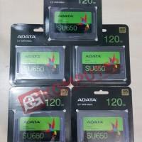 SSD ADATA 120 GB SU650 ORIGINAL GARANSI RESMI