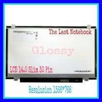 Layar Led Lcd Laptop Lenovo Ideapad V310-14ISK 110-14IBR 110-ISK