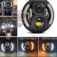 Daymaker 7 inch WING DRL Daymaker harley rubicon w175 jimny tiger