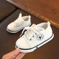 Sepatu Prewalker Bayi Laki Perempuan Converse Bintang