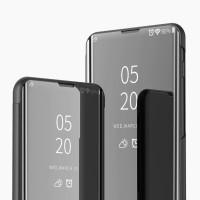 SAMSUNG A51 Flip Mirror Standing Wallet Elegant