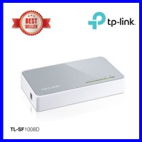 Switch HUB TP LINK 8 Port TL-SF1008D 10/100Mbps Network Lan Internet