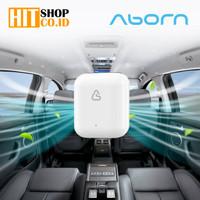 ABORN Plasma Ionizer Mobil, Air Purifier, Pembersih Udara - Putih