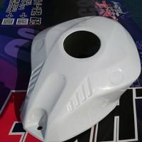 Cover Tangki Tipe R1 SAITANIYA YAMAHA YZF-R25 (R25) Color: White Gel