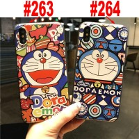 Case 3D Relief Motif Doraemon untuk Xiaomi Mi A1 Redmi 4X Note 5 5A