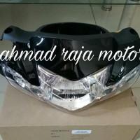 LP 1053 SATU SET BATOK LAMPU DEPAN VEGA R NEW PLUS REFLEKTOR