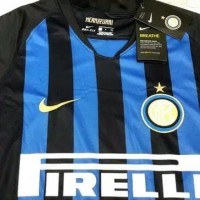 HOT SALE JERSEY BOLA INTER MILAN HOME 2018/2019 GRADE ORI Terjamin