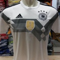 HOT SALE Jersey Germany Home NEW World Cup 2018 Grade ori - Putih, S