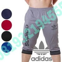 HOT SALE 3/4 CELANA JOGGER 3/4 / SWEATPANTS / TRAINING ADIDAS JOGGER
