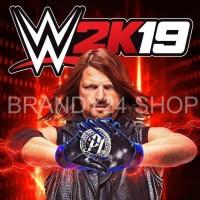 WWE 2k19 | PC GAME | DVD GAME PC