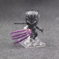 Action figure Black panther Nendoroid GSC marvel the avengers infinity