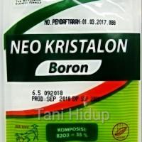 Pupuk Neo Kristalon Boron Pak Tani 10 gr