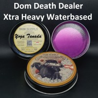 Dom Pomade Death Dealer Extra Heavy Waterbased BPOM (FREE SISIR SAKU)