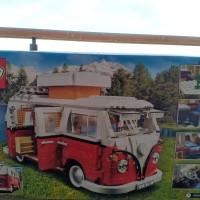 LEGO Creator Expert EXCLUSIVE VOLKSWAGEN T1 CAMPER VAN 10220
